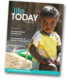 Download your copy of the LIFE TODAY 2012 Magazine here